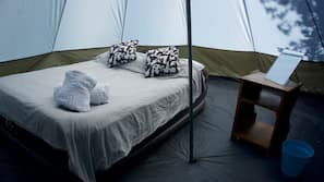 Individuell dekoriert, individuell eingerichtet, Bettwäsche