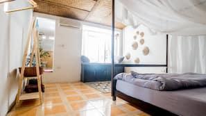 2 개의 침실, 암막 커튼, 다리미/다리미판, 무료 WiFi
