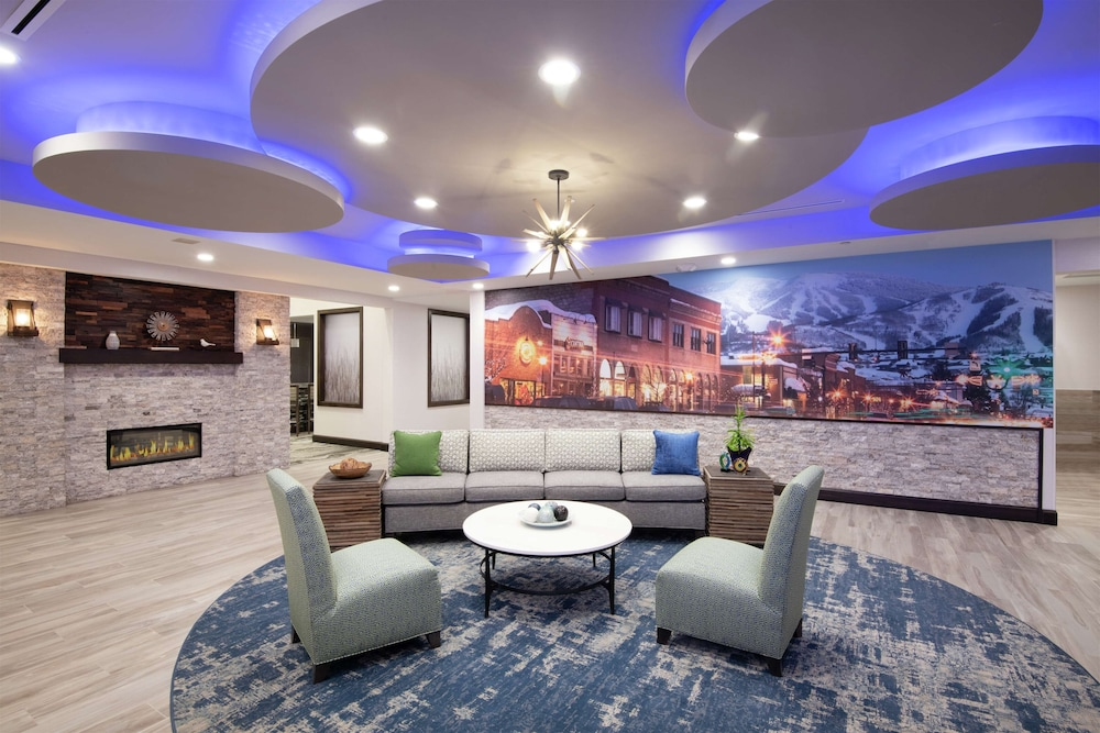 Lobby, Homewood Suites by Hilton Steamboat Springs
