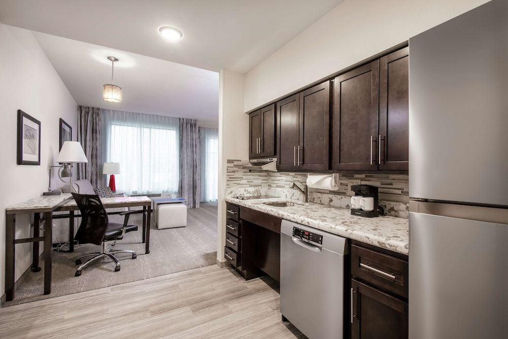 Private Kitchen, Homewood Suites by Hilton Steamboat Springs