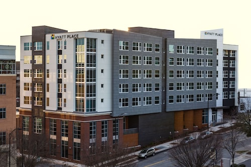 Hyatt Place Greenville/Downtown