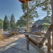 NEW Listing! Cozy Retreat w/ Prime Location - Close to River Adventures, Dogs OK