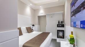 Egyptian cotton sheets, premium bedding, down duvets, memory-foam beds