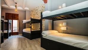 Individuelt innredet, strykejern/-brett, gratis wi-fi og sengetøy