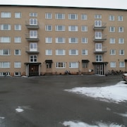 Standar-level one Bedroom Apartment in Rauma