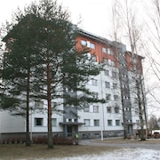 Nice Standard-level Three Room Apartment in Pori
