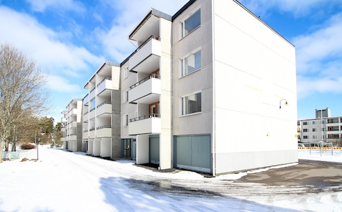 Large and Stylish Apartment Near Porvoo Center