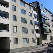 Spacious Three-bedroom Apartment for six in the City Center of Lahti