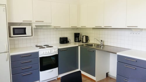 One Bedroom Apartment in Varkaus, Läkkisepänkatu 10