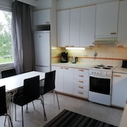 Three Bedroom Apartment in Lieksa, Heikkiläntie 1