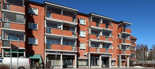 One-bedroom Apartment With a Balcony and Sauna in Söderkulla, Sipoo - Keskustatie 4