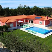 Villa With Swimming Pool, Garden, Volleyball net and Nice Views Across the Beautiful Surroundings
