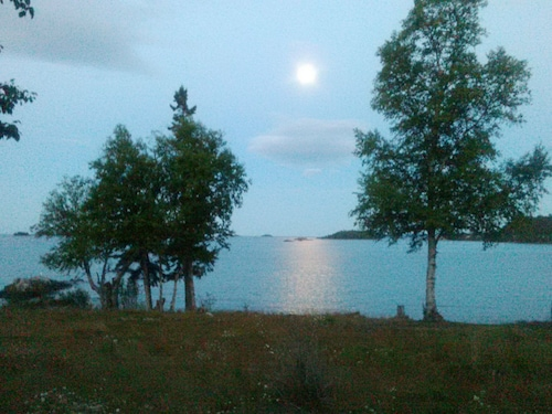 Historical Silver Islet Beauty @ Lake Superior - Nature, Swimming Beach, Private