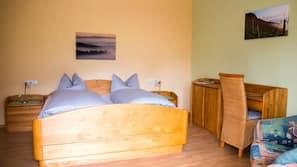 1 sovrum, internet, sängkläder och rullstolsanpassning