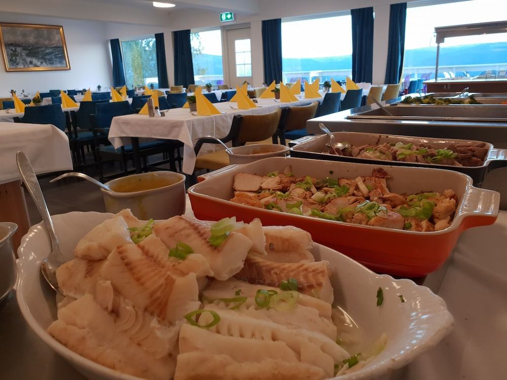 Buffet, Pyntaberget Hotel