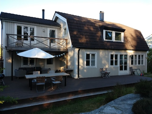 Villa in Nice Suburb of Stockholm, Close to Lake, Archipelago and sea