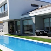 Villa With 3 Bedrooms in Sta Úrsula, With Wonderful sea View, Private Pool and Enclosed Garden - 5 km From the Beach