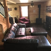 The Antler Luxury Cabin! Cooke City, Near Yellowstone's NE Gate and Lamar Valley