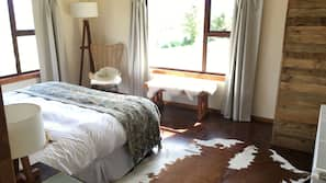 Premium bedding, iron/ironing board