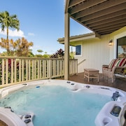 Spacious Home W/hot Tub, Scenic Views-short Drive to the Beach