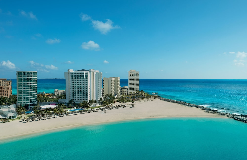 Beach, Reflect Krystal Grand Cancun - Optional All Inclusive
