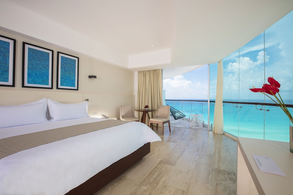 Beach/Ocean View, Reflect Krystal Grand Cancun - Optional All Inclusive