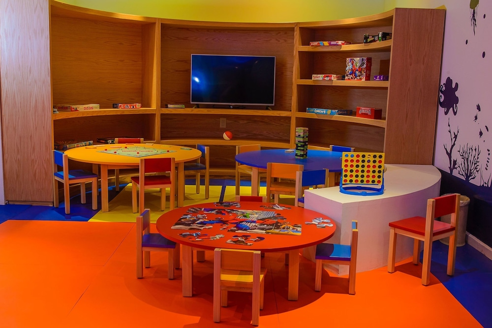 Children's Play Area - Indoor, Reflect Krystal Grand Cancun - Optional All Inclusive