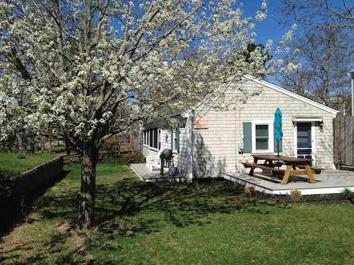 Steps to Cooks Brook Beach! A/c, Heat, Wifi, Outdoor Shower, Gas Grill