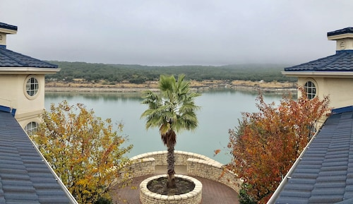 Stunning Views of Lake Travis @ The Island