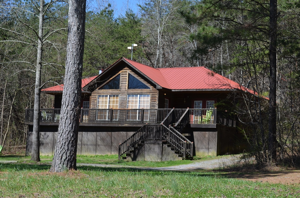 Cozy Cabin At Little River Canyon Scottsboro 2018 Reviews Hotel