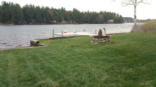 New England Lake House Vacation