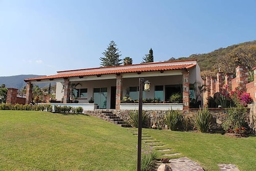 Chapala Lake View House, Private Pool in Golf Club