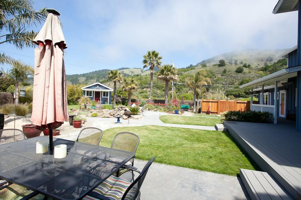 Completely Updated Utterly Peaceful Stinson Beach Retreat 0 Out Of 5