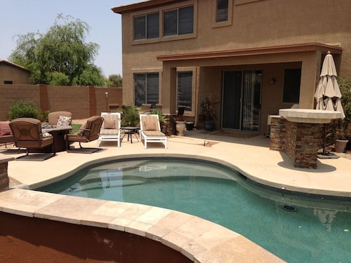Great Place to stay Beautiful, Family Friendly Home In The Heart Of Goodyear near Goodyear