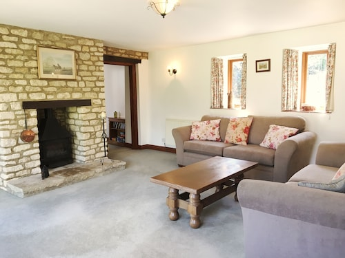 Haycroft Stone Barn Conversion in Oxfordshire