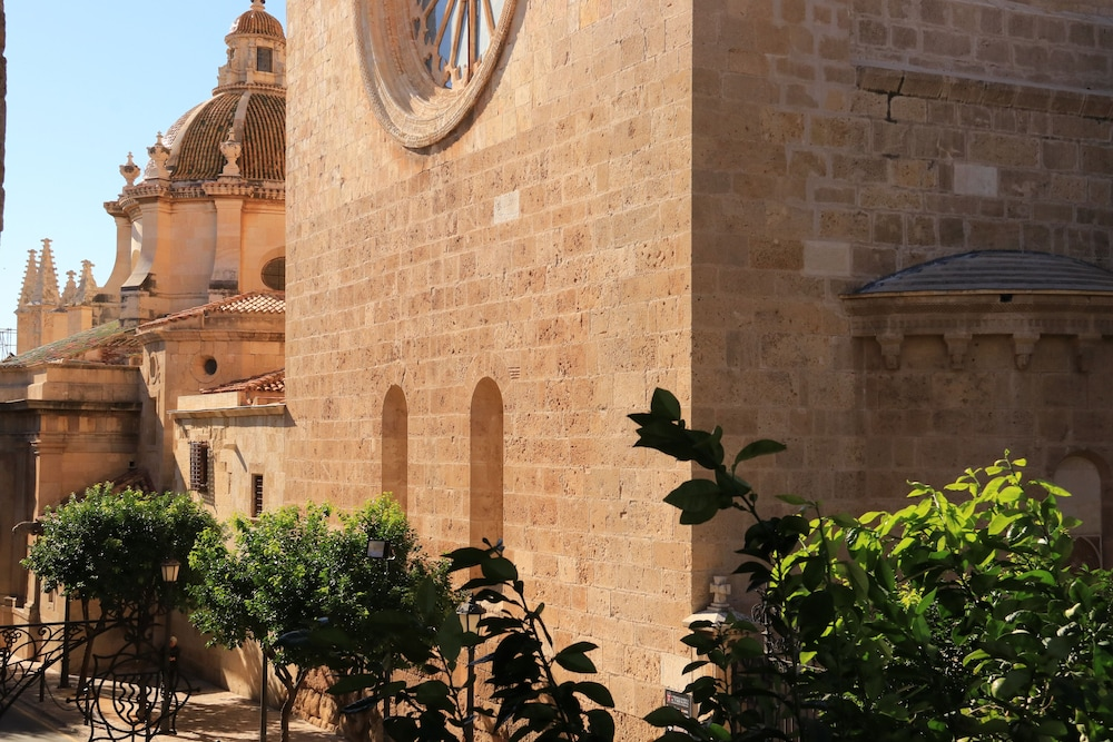 Exterior, Floor in Noble Building in Front of the Cathedral of Tarragona