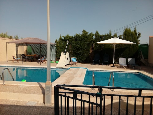 Ideal Family Holiday Villa With Wifi Pool Tennis Court Gym