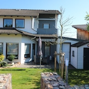 4 Fewo, Quiet Location Directly Over St Goar, the Rhine and Opposite Loreley
