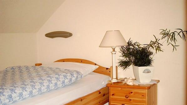 2 Schlafzimmer, Babybetten, Internetzugang