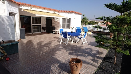 Attraktieves Chalet on the Costa Calma With Many Extras and air Conditioning