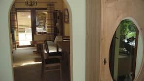 2 soveværelser, strygejern/strygebræt, Wi-Fi, sengetøj