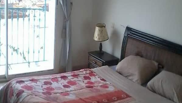 1 chambre, draps fournis