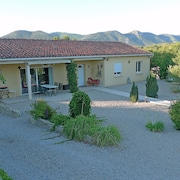 Villa 105 m² 3 Bedrooms at the Foot of the Cevennes Between Sea 50km and Mountain 10km