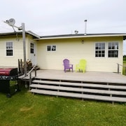 The Cove Cottages in Gorgeous Agustine Cove. Prince Edward Island