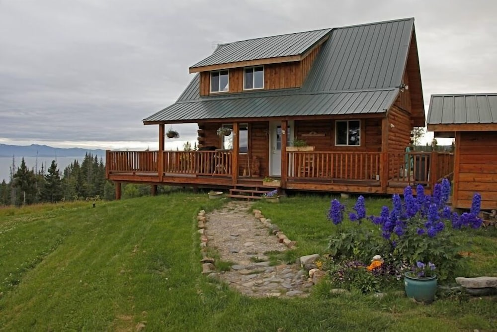 Glacier View Getaway on Kilcher Family Homestead in Alaska the Last on homestead florida zip code map, kachemak bay map, alaska state map, aberdeen md map, alaska borough map, homestead road map,
