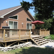 Cedar Cottage - Kelleys Island Vacation Retreat