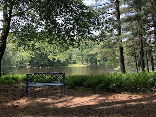 Great Place to stay Lakefront Pocono Retreat: Perfect for Couples or Families; Pet Friendly! near Dingmans Ferry