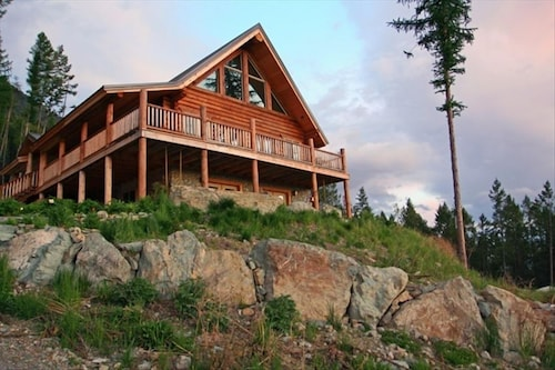 Check Expedia for Availability of Glacier Park Vacation- Cabin on Mountain - Views & Tranquility