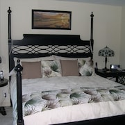 Country Luxury 1 Bdrm-free Wifi, Free Long Distance Phone