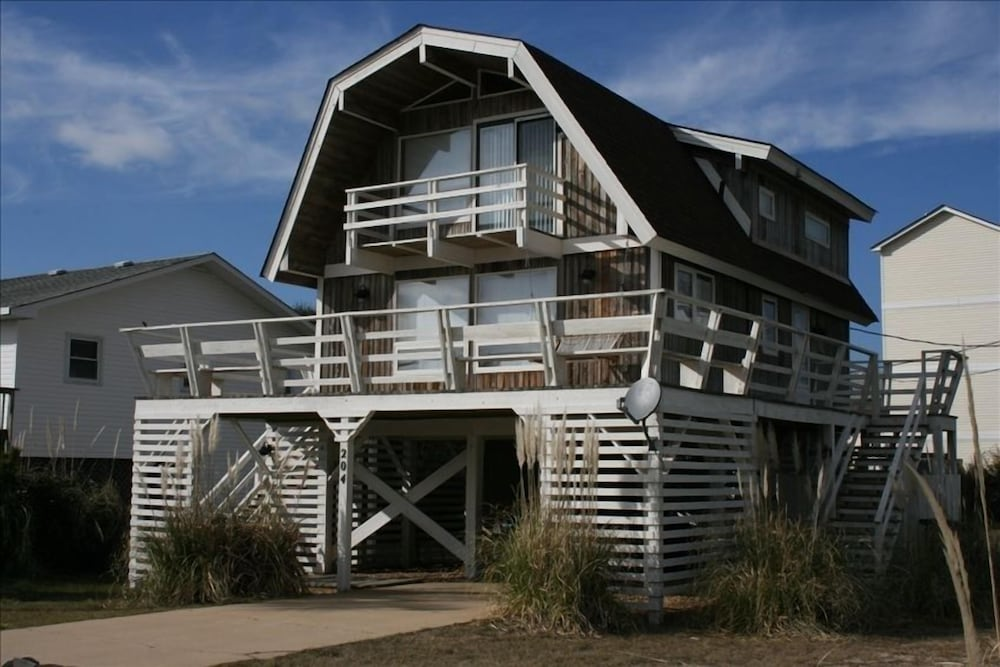 Great Beach House Kill Devil Hills One Row From Oceanfront 0 Out Of 5 Featured Image